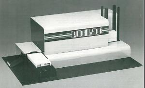 Erster Kartendrucker der Welt DIGICARD PDC 1800