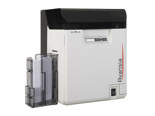 Avansia Foto ID printer by Evolis retransfer