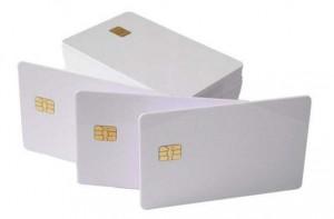 Chipkarten RFID, NFC, Memorychips