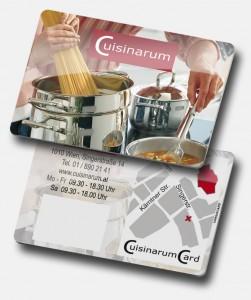 cuisinarum Kundenkarte von Variuscard