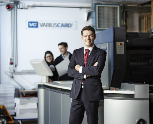 Michael Dorner Variuscard