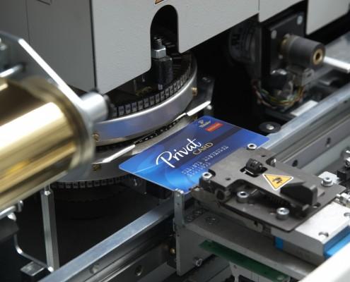Variuscard Kartenproduktion Personalisierung