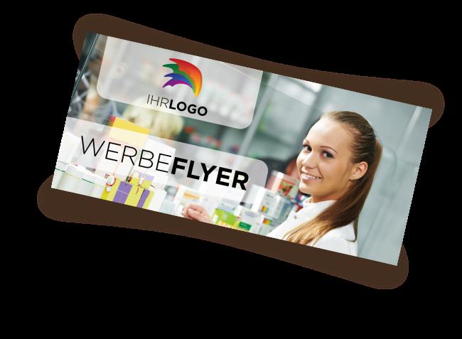 Werbeflyer Kartenmailing