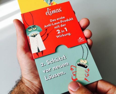 Kartenhülle Schuber Plastikkarten, plastic card sleeve cardboard