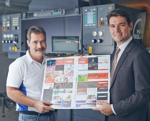 Variuscard Team, Michael Dorner, Fritz Vojacek