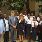 Kongo Schülerausweis Variuscard