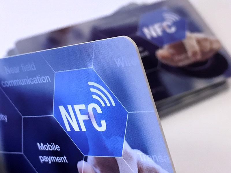 NFC Karte, RFID