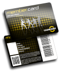 contactless loyalty photo id card