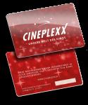 Cineplexx Gutscheinkarte