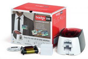 Badgy200 günstiger Kartendrucker