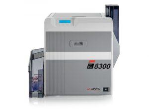 Ausweiskarten Drucker Matica XID8300