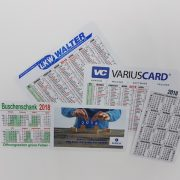 Kalenderkarten günstig bedrucken lassen