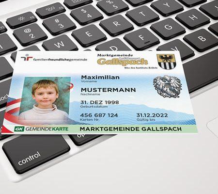 Gemeindekarte Sommer Card Winter Card regionale Gästekarten