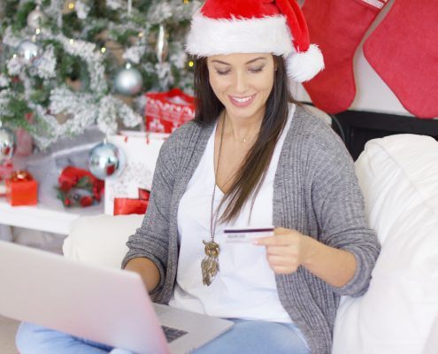 Gutscheinkarten fuer Weihnachten drucken lassen beim Gutscheinkarten Produzenten Variuscard
