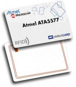Atmel-ATA5577 blank RFID Chip Cards