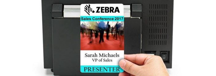 Zebra ZC10l XL Event Ticket Card Printer