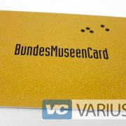 Bundesmuseen Card