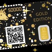 Das goldene Einhorn