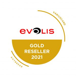 Evolis Gold Reseller 2021