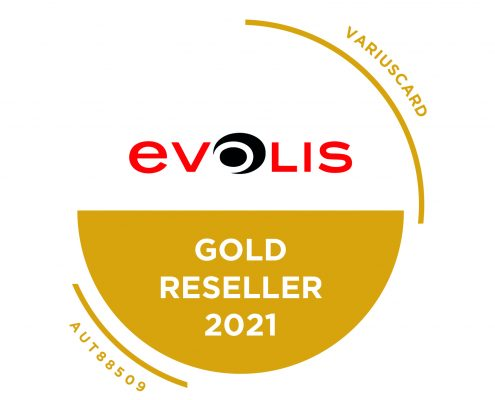 Evolis Gold Reseller 2021